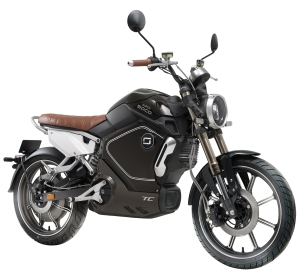 Super SOCO T-Classic in 3 Farben - Elektromoped